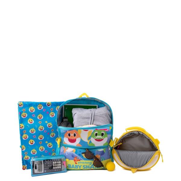 alternate view Baby Shark Backpack Set - BlueALT1