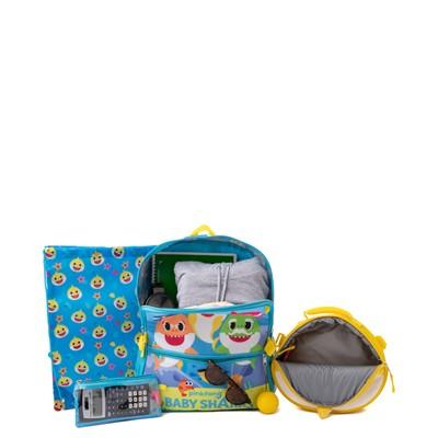 Alternate view of Baby Shark Backpack Set - Blue