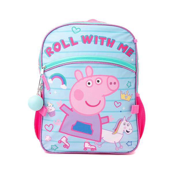 alternate view Peppa Pig Backpack Set - Pink / BlueALT1B