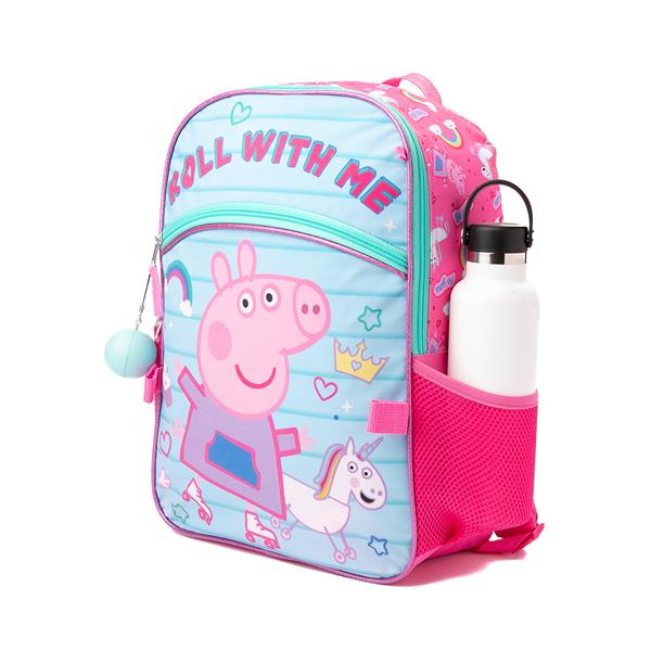 alternate view Peppa Pig Backpack Set - Pink / BlueALT4