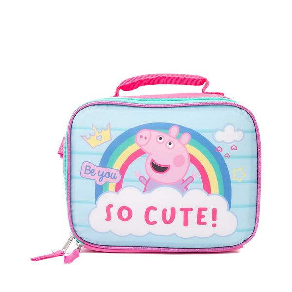 alternate view Peppa Pig Backpack Set - Pink / BlueALT5