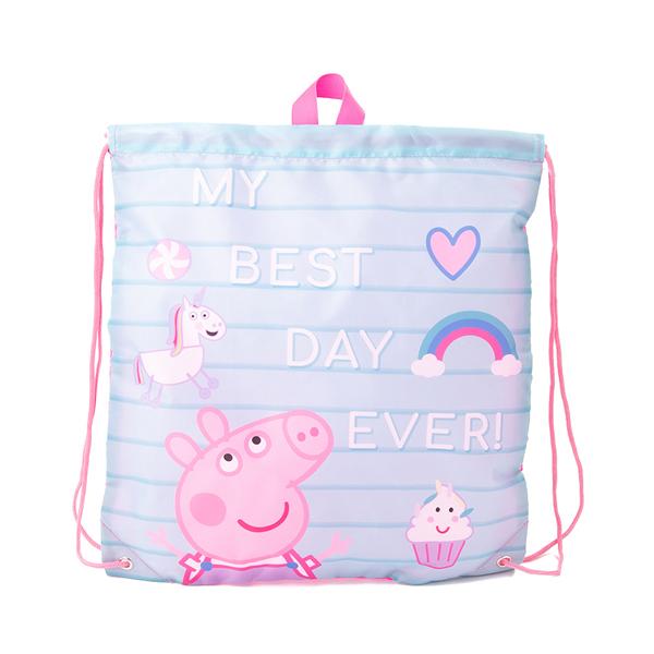 alternate view Peppa Pig Backpack Set - Pink / BlueALT7