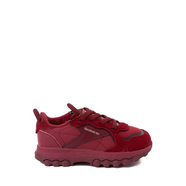 Reebok x Cardi B Classic Leather Athletic Shoe - Toddler - Triathlon Red