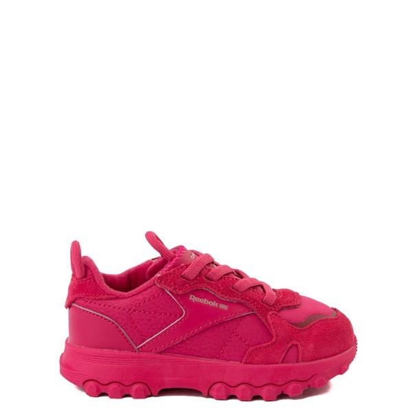 Reebok x Cardi B Classic Leather Athletic Shoe - Toddler - Semi Pursuit Pink