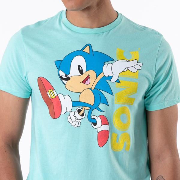 alternate view Mens Sonic The Hedgehog™ Tee - BlueALT1B