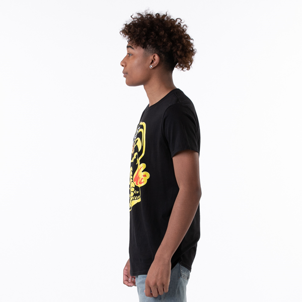 alternate view Mens Cobra Kai Tee - BlackALT3