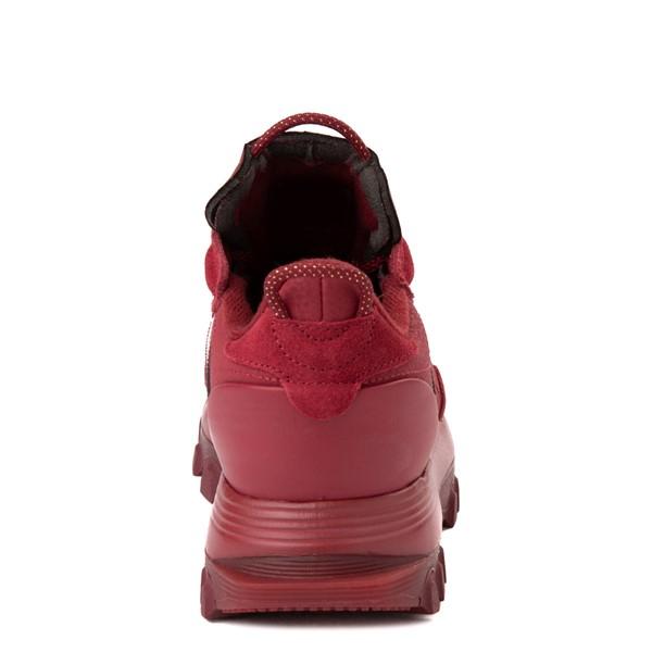 alternate view Womens Reebok x Cardi B Classic Leather Athletic Shoe - Triathlon RedALT4