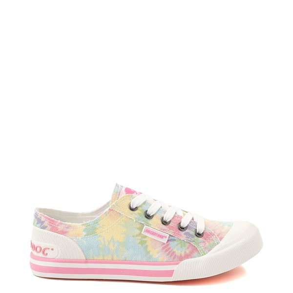Main view of Womens Rocket Dog Jazzin Casual Shoe - Tie Dye