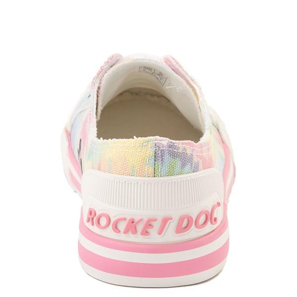 alternate view Womens Rocket Dog Jazzin Casual Shoe - Tie DyeALT2B