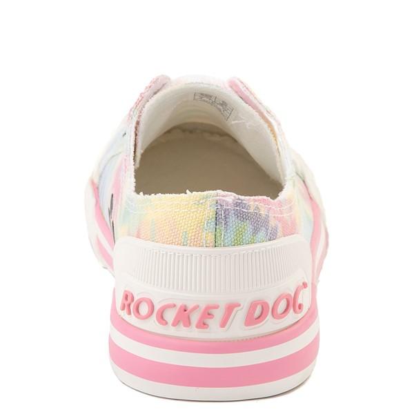 alternate view Womens Rocket Dog Jazzin Casual Shoe - Tie DyeALT4