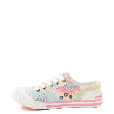 Alternate view of Womens Rocket Dog Jazzin Casual Shoe - Tie Dye
