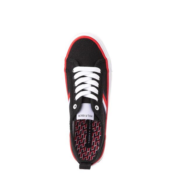 alternate view Womens Tommy Hilfiger Glorie Platform Casual Shoe - BlackALT2