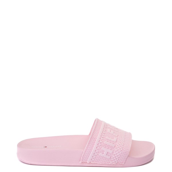 Main view of Womens Tommy Hilfiger Dollop Slide Sandal - Light Pink