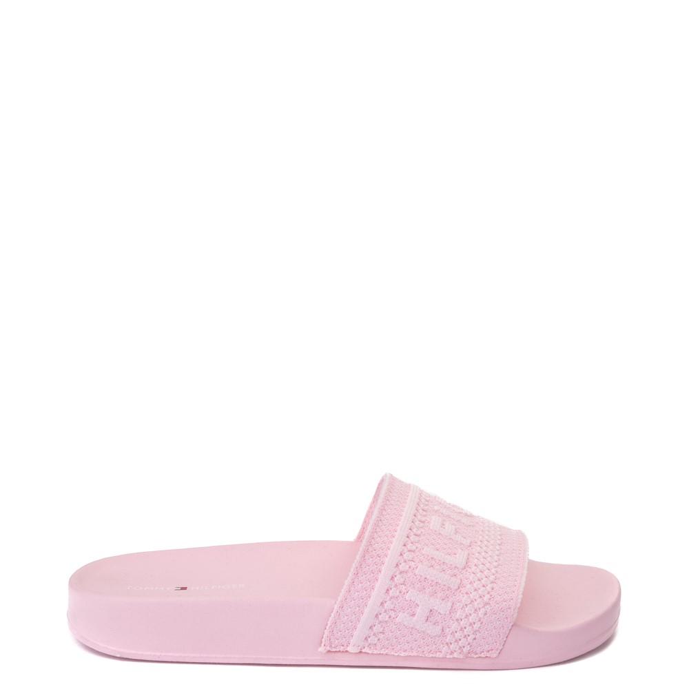Womens Tommy Hilfiger Dollop Slide Sandal - Light Pink