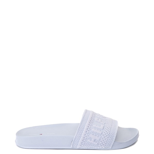 Main view of Womens Tommy Hilfiger Dollop Slide Sandal - Pale Blue