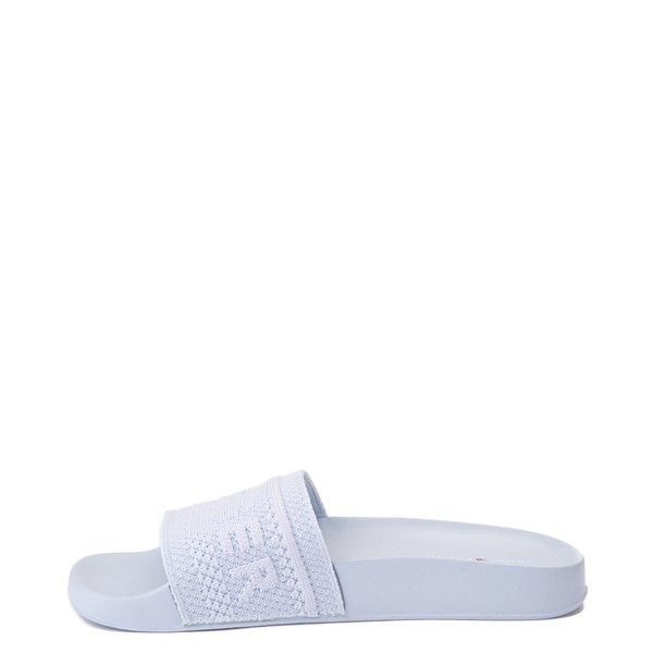 alternate view Womens Tommy Hilfiger Dollop Slide Sandal - Pale BlueALT2