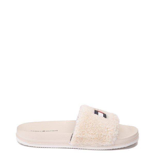 Womens Tommy Hilfiger Dezia Slide Sandal - Natural