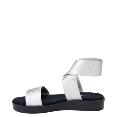 Alternate view of Womens Tommy Hilfiger Springi Sandal - Silver