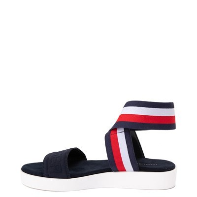 Alternate view of Womens Tommy Hilfiger Springi Sandal - Navy