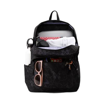 Alternate view of JanSport Superbreak Plus FX Pretty Wings Backpack - Black