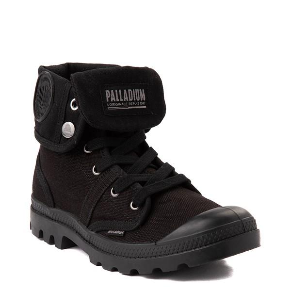 alternate view Womens Palladium Baggy Boot - BlackALT5
