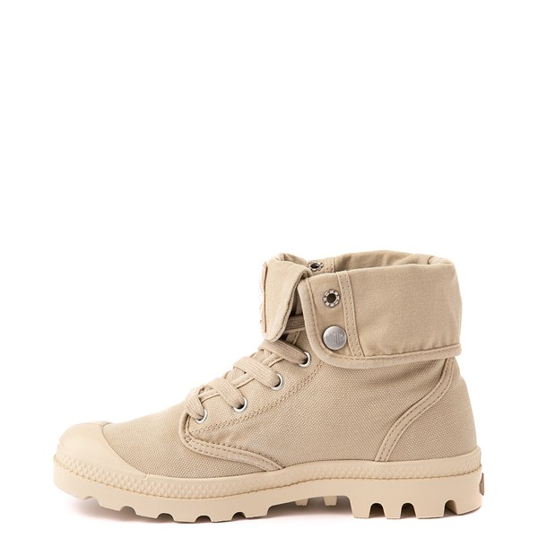 alternate view Womens Palladium Baggy Boot - Sahara / EcruALT1B