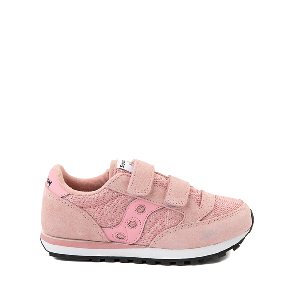 Main view of Saucony Jazz Athletic Shoe - Little Kid - Pink