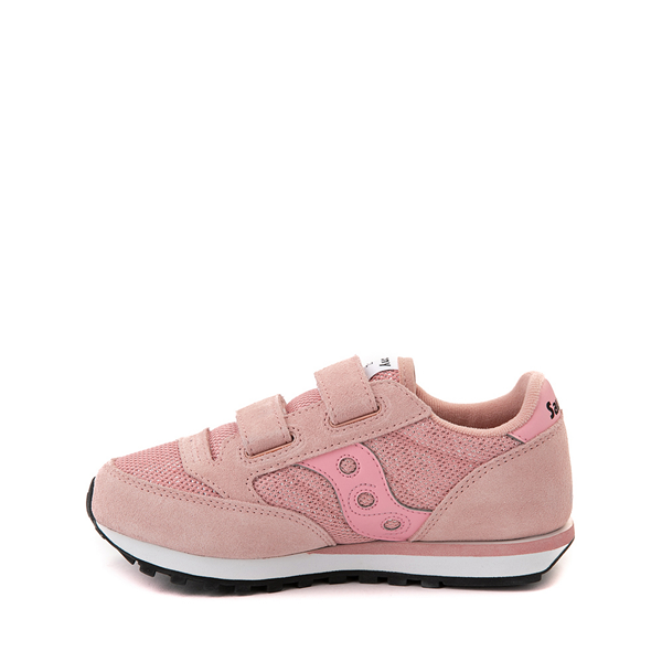 alternate view Saucony Jazz Athletic Shoe - Little Kid - PinkALT1