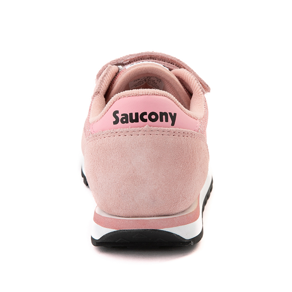 alternate view Saucony Jazz Athletic Shoe - Little Kid - PinkALT4