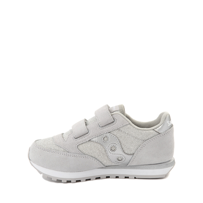 Alternate view of Saucony Jazz Athletic Shoe - Little Kid - Silver