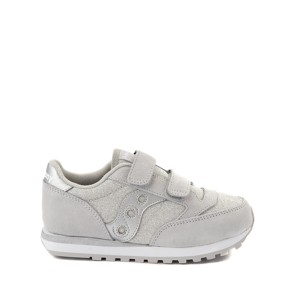 Saucony Jazz Athletic Shoe - Little Kid - Silver
