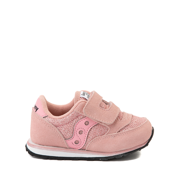 Main view of Saucony Jazz Athletic Shoe - Baby / Toddler / Little Kid - Pink