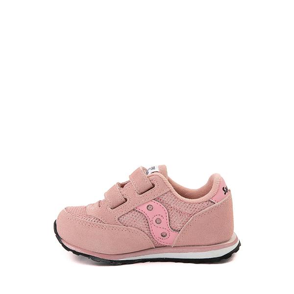 alternate view Saucony Jazz Athletic Shoe - Baby / Toddler / Little Kid - PinkALT1