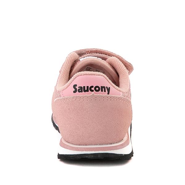 alternate view Saucony Jazz Athletic Shoe - Baby / Toddler / Little Kid - PinkALT4