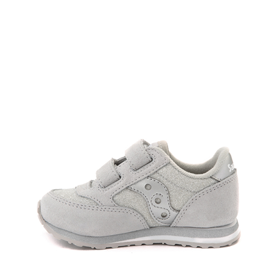 Alternate view of Saucony Jazz Athletic Shoe - Baby / Toddler / Little Kid - Silver Metallic