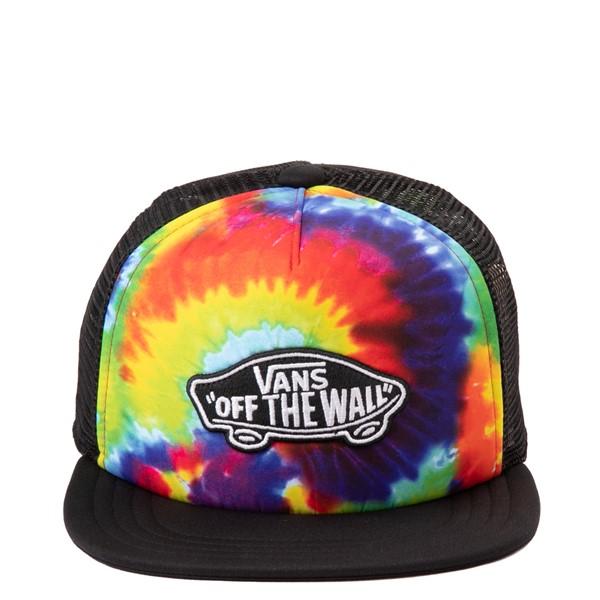 Vans Classic Patch Trucker Hat - Little Kid - Black / Tie Dye