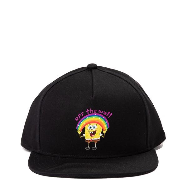 Vans x SpongeBob Squarepants™ Imaginaaation Snapback Hat - Black