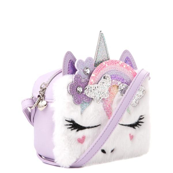 alternate view Unicorn Crossbody Bag - LavenderALT4B