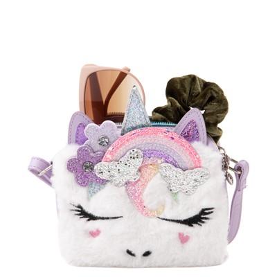Alternate view of Unicorn Crossbody Bag - Lavender