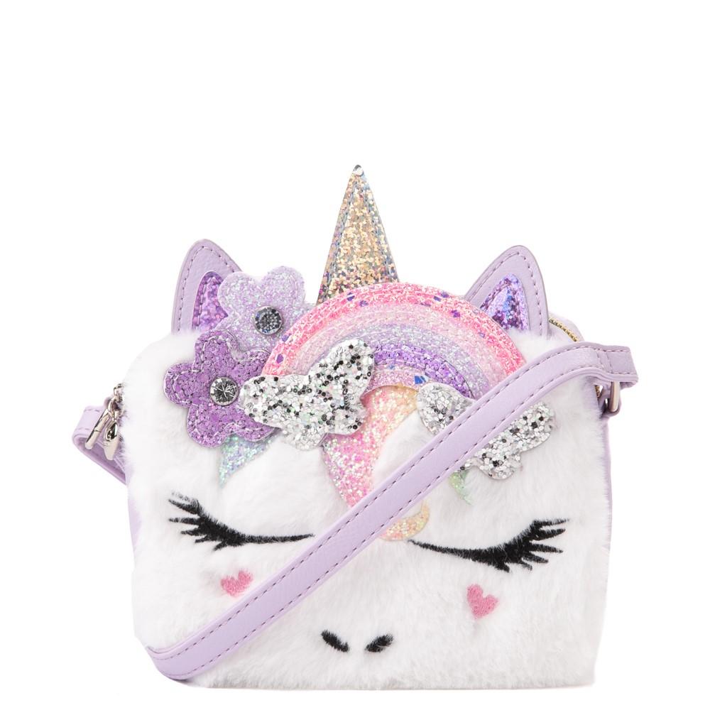 Unicorn Crossbody Bag - Lavender