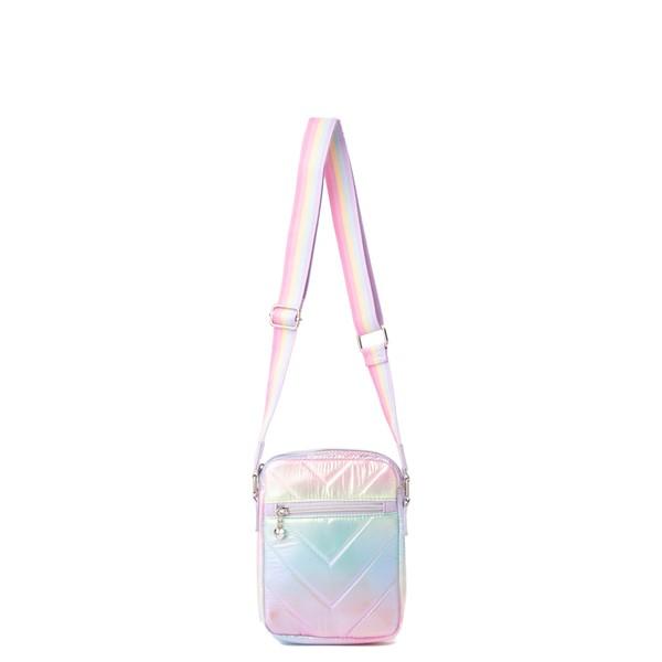 alternate view Ombre Crossbody Bag - Iridescent MulticolorALT3