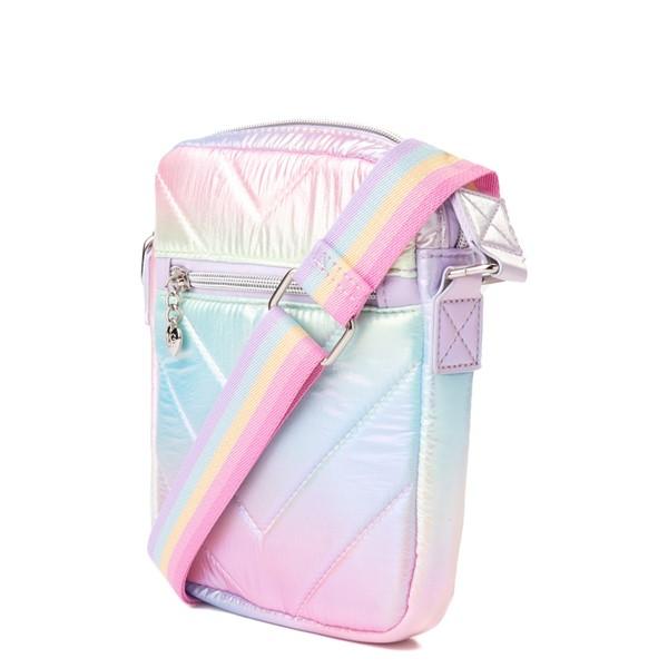 alternate view Ombre Crossbody Bag - Iridescent MulticolorALT4