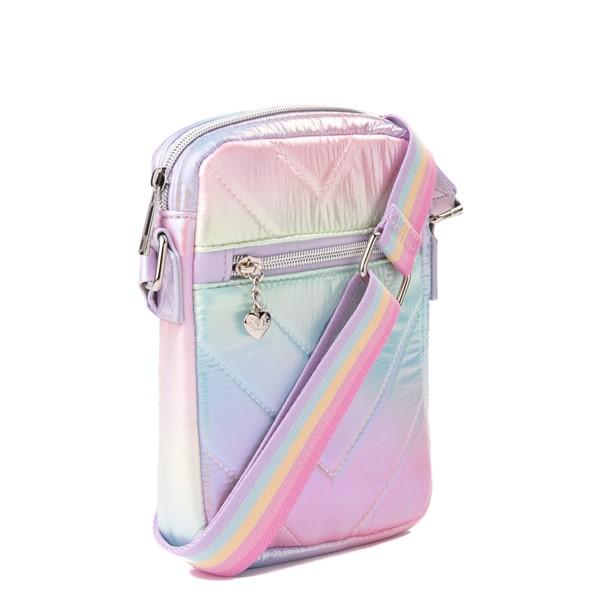 alternate view Ombre Crossbody Bag - Iridescent MulticolorALT4B