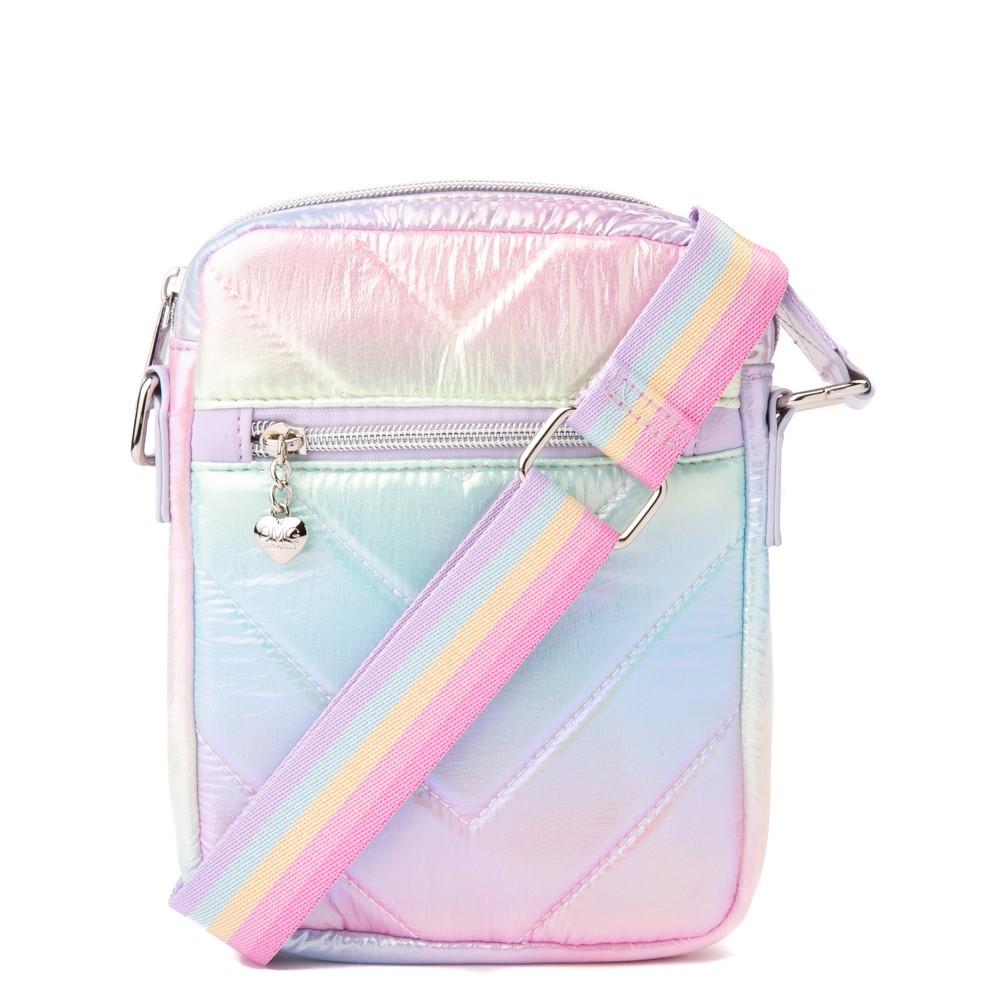 Ombre Crossbody Bag - Iridescent Multicolor