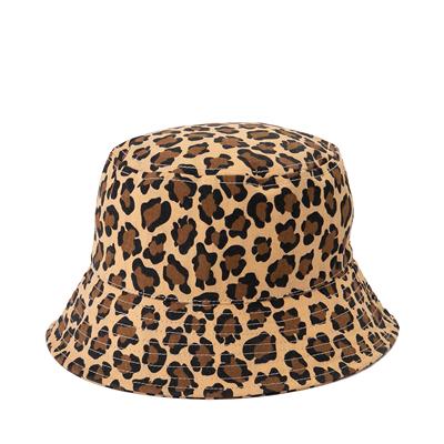 Alternate view of Leopard Bucket Hat - Little Kid / Big Kid - Multicolor