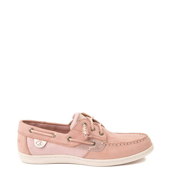 Womens Sperry Top-Sider Songfish Boat Shoe - Blush