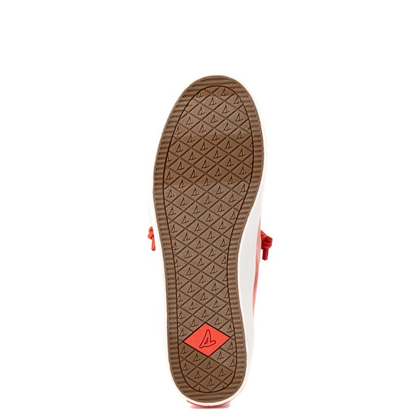 alternate view Womens Sperry Top-Sider Crest Vibe Platform Casual Shoe - Red OmbreALT3