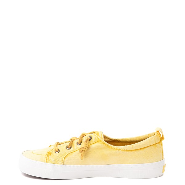 alternate view Womens Sperry Top-Sider Crest Vibe Platform Casual Shoe - Yellow OmbreALT1