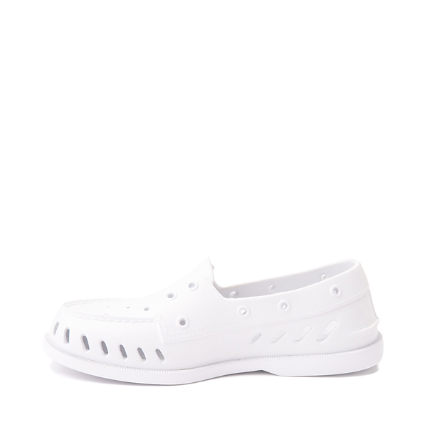 alternate view Womens Sperry Top-Sider Authentic Original Float Boat Shoe - WhiteALT1