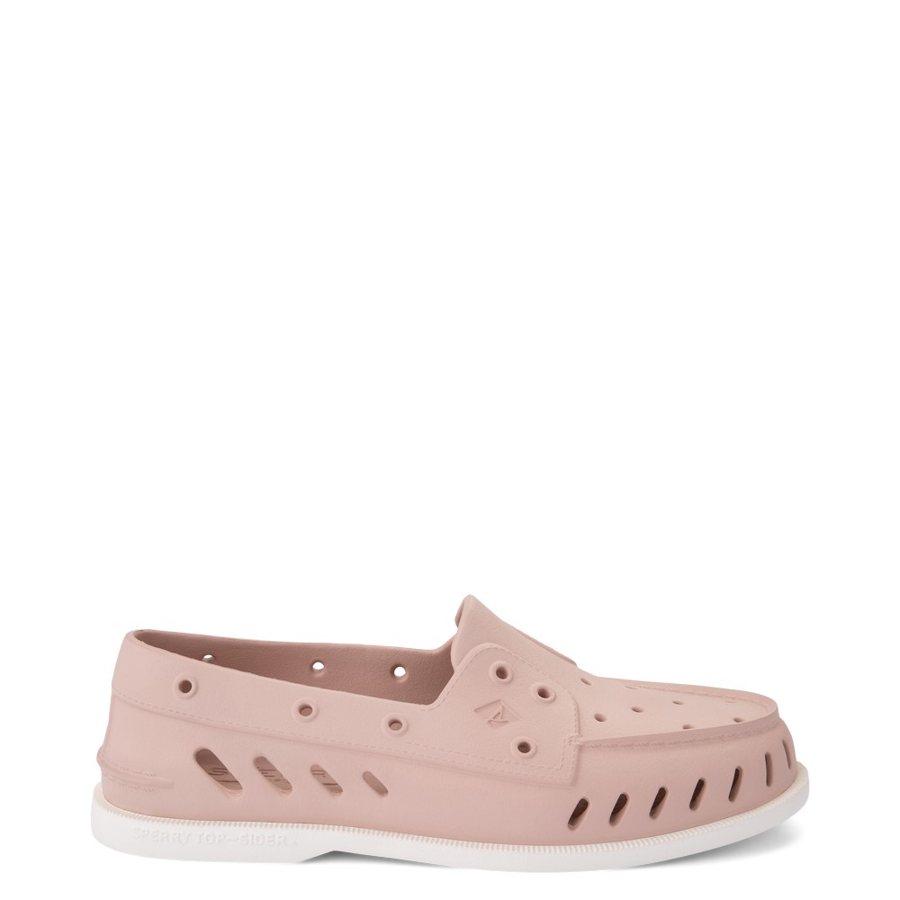 Womens Sperry Top-Sider Authentic Original Float Boat Shoe - Blush